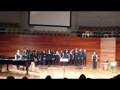 Amani-(A Song Of Peace)  Jim Papoulis: Boosey & Hawkes.
