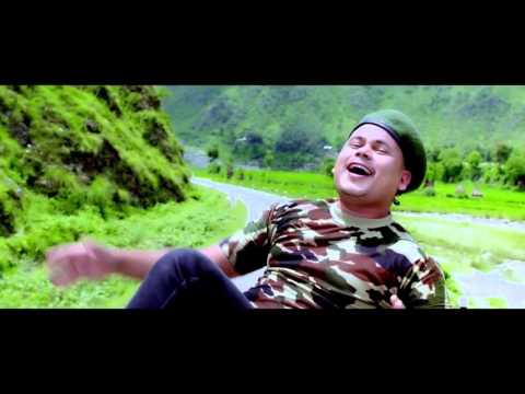 Pahada Ma Hurkeki - Dharmendra Sewan (Official Music Video)