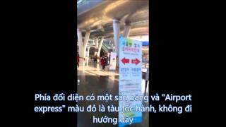 Hướng dẫn về Seoul từ sân bay Incheon
