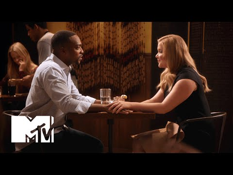 """2015 Movie Awards: Anthony Mackie & Amy Schumer Put The """"F"""" In Their Relationship  MTV"""