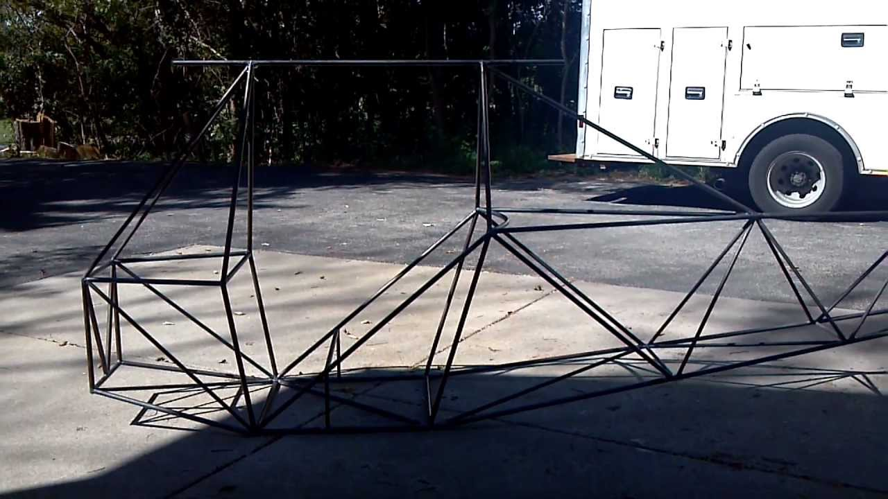 Legal Eagle Ultralight construction video #65