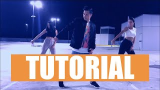 SICKO MODE TUTORIAL - Travis Scott ft. Drake Dance | Jayden Rodrigues Choreography