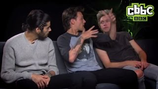 One Direction talk about Steal My Girl - CBBC Friday Download