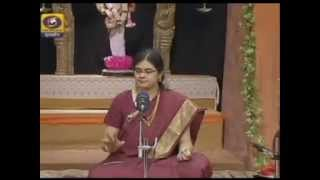 National Prograam of Music -Amrutha Venkatesh - Tamboori Meetidava - Purandara Dasa