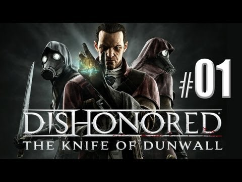 Let's Play Dishonored: The Knife of Dunwall (German) #01 - Daud der Attentäter
