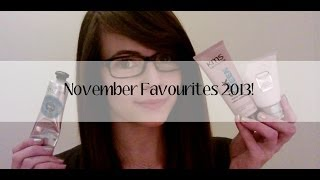November Favourites 2013 Thumbnail