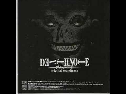 Death Note Original Soundtrack I - Death Note