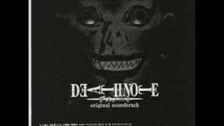 Death Note Original Soundtrack I - Death Note