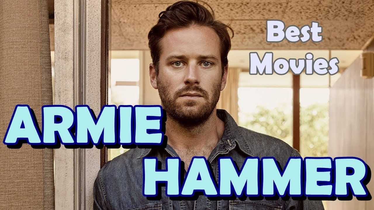 5 Best Armie Hammer Movies - YouTube