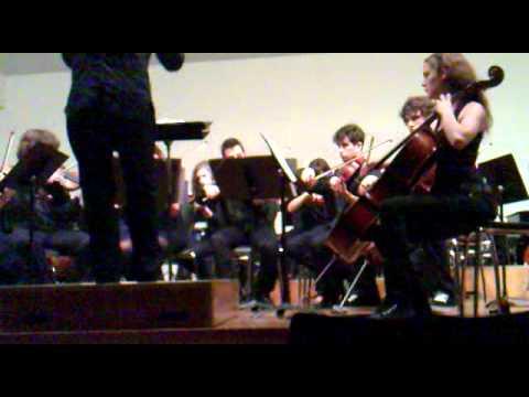Gladiator orquesta Conservatorio profesional Zaragoza