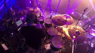 We built this city - Drum Cam Martin Drumm 2019 - Starship Rock Cover