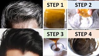 Download lagu 4 Remedies to turn white hair to black permanently. Apply once to see Results instantly.