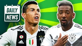 Serie A: Juventus bald in den USA? Boateng: Längere DFB-Team Pause? Sancho: Korb für FC Bayern!