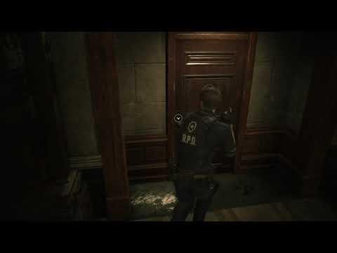 Resident Evil 2 / BIOHAZARD RE:2 Leon Hardcore pt4 walktrough Safe combination |
