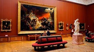 Русский музей открыл новейшую выставку даров музею