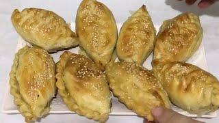 Самса с Курицей || Рецепты Восточной Кухни