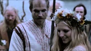 две свадьбы -  языческая и христианская ( Викинги