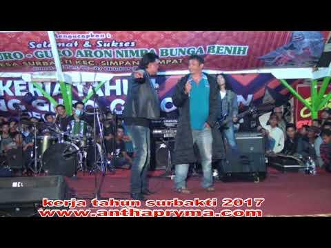 TUAK-RARU Usman ginting &Bejeng ginting-kerja tahun  surbakti 7 oktober 2017[live]