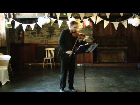 Clair de Lune (Debussy) Wedding Solo Violin