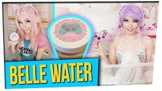 Belle Delphine Sells Her Bath Water & Weird Things Happen (ft. Amber Liu)
