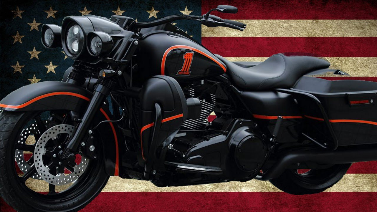 Harley Davidson Road King By The Bike Exchange Bagger