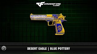 CFW/CFZ : Desert Eagle | Blue Pottery