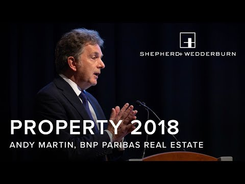 Andy Martin, BNP Paribas Real Estate | Property Conference 2018