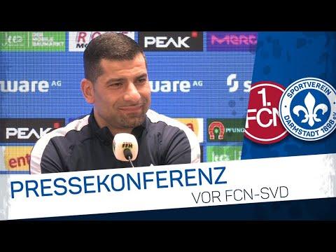 Darmstadt 98 | Pressekonferenz vor FCN-SVD