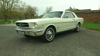 FORD MUSTANG HARDTOP COUPE 1964