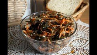 Салат из морской капусты 'Алеевский'