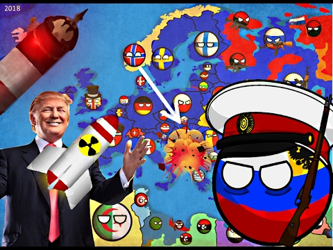 The Movie - FUTURE OF EUROPE IN COUNTRYBALLS