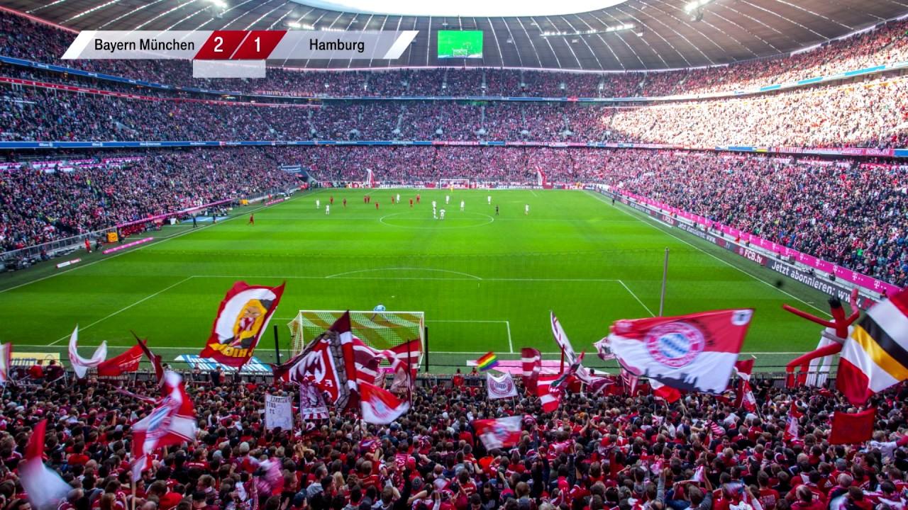Spielstand Fc Bayern Heute