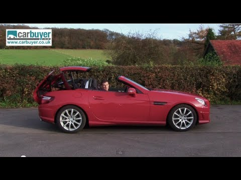 Mercedes-Benz SLK-Class review - CarBuyer