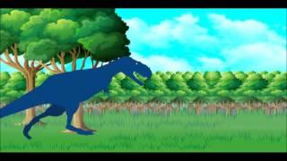 PPBA Tyrannotitan vs Mapusaurus