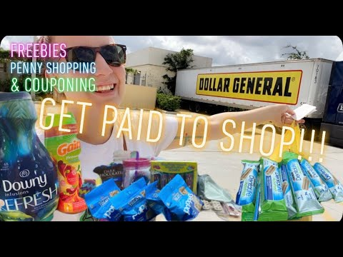 EXTREME COUPONING at Dollar General!!! Overage!~Freebies!~Penny Shopping!~90%off HOME DECOR!