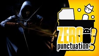 THIEF: THE DARK PROJECT (Zero Punctuation) (Video Game Video Review)