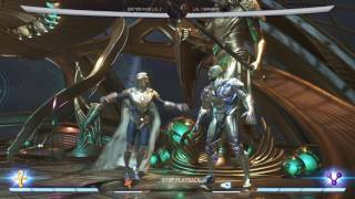 injustice 2 doctor fate combo concepts