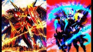 GBakes93 (Eradicator) vs Darklord ForeverzZ (Luard) [Full Game] | Cardfight! Vanguard