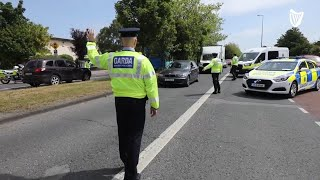 Gardaí appeal for motorists and pedestrians to be extra careful this Bank Holiday weekend