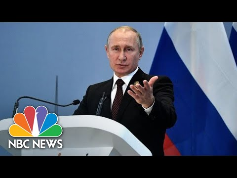 Russian President Vladimir