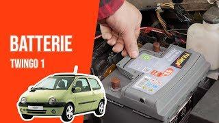 Changer la Batterie TWINGO 1 1.2 8V 🔋