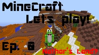 MineCraft With Nathor   How Cool Is This?!?