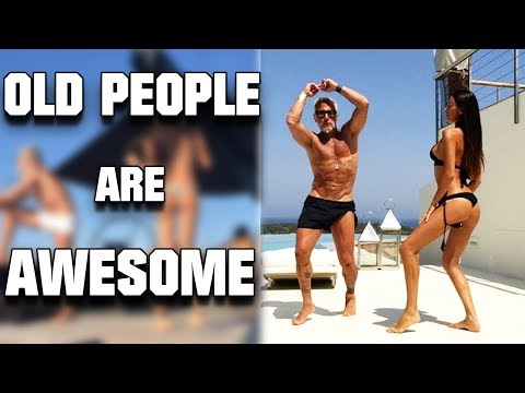 Old People Are Awesome | PEOPLE ARE AWESOME 2017