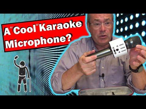 BONAOK Ultimate Karaoke All-In-One Microphone REVIEW