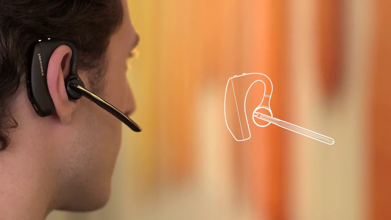 Plantronics Voyager 5200 Uc How To Guide Youtube