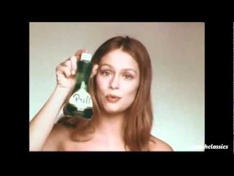 Prell Shampoo Commercial feat. Lauren Hutton