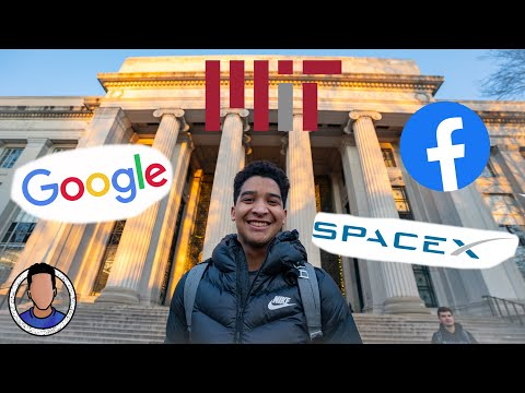 How We Got Jobs at SpaceX, Google, Facebook! | My Life at MIT Ep. 9