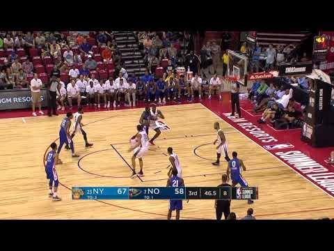 nba-summer-league-highlights:-knicks-vs-pelicans-|-new-york-knicks
