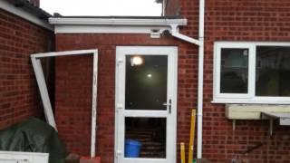 patio door & lintel back door in croft Thumbnail