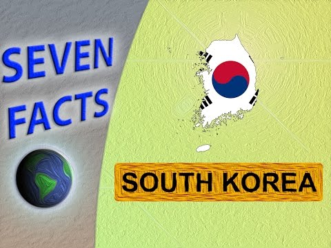 7 Facts about South Korea
